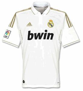 Real Madrid Trikot 2011/2012